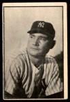 1953 Bowman B&W #15  Johnny Mize  Front Thumbnail