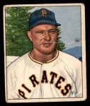 1950 Bowman #124  Clyde McCullough  Front Thumbnail