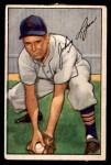 1952 Bowman #163  John Lipon  Front Thumbnail