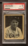 1939 Play Ball #94  Heinie Manush  Front Thumbnail