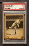 1940 Play Ball #10  Red Ruffing  Front Thumbnail