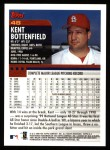 2000 Topps #48  Kent Bottenfield  Back Thumbnail