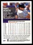 2000 Topps #53  Dante Bichette  Back Thumbnail