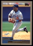 2000 Topps #92  Eric Young  Front Thumbnail