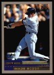 2000 Topps #3  Wade Boggs  Front Thumbnail