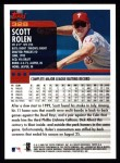 2000 Topps #328  Scott Rolen  Back Thumbnail