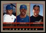 2000 Topps #207   -  Lance Berkman / Corey Patterson Draft Picks Front Thumbnail