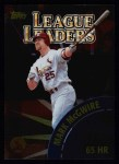 2000 Topps #462   -  Ken Griffey Jr. / Mark McGwire League Leaders Front Thumbnail