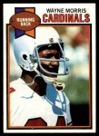 1979 Topps #444  Wayne Morris  Front Thumbnail