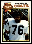 1979 Topps #29  Joe Ehrmann  Front Thumbnail