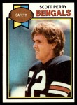 1979 Topps #289  Scott Perry  Front Thumbnail