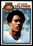 1979 Topps #120  Nat Moore  Front Thumbnail