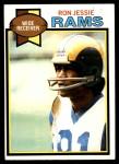 1979 Topps #45  Ron Jessie  Front Thumbnail