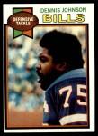 1979 Topps #428  Dennis Johnson  Front Thumbnail