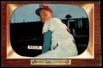 1955 Bowman #111  Steve Ridzik  Front Thumbnail