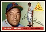 1955 Topps #98  John Riddle  Front Thumbnail