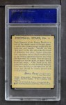 1935 National Chicle #11  Turk Edwards   Back Thumbnail
