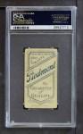 1909 T206  Phil Poland  Back Thumbnail