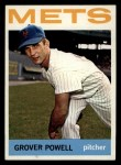 1964 Topps #113  Grover Powell  Front Thumbnail