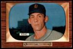 1955 Bowman #133  Charles King  Front Thumbnail