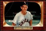 1955 Bowman #117  Johnny Groth  Front Thumbnail