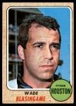 1968 Topps #507  Wade Blasingame  Front Thumbnail