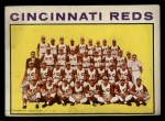 1964 Topps #403   Reds Team Front Thumbnail