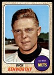 1968 Topps #63  Dick Kenworthy  Front Thumbnail