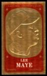 1965 Topps Embossed #62   Lee Maye   Front Thumbnail