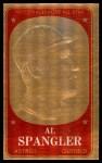 1965 Topps Embossed #53   Al Spangler   Front Thumbnail