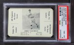 1936 S&S Game  Arky Vaughan  Front Thumbnail