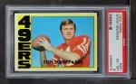 1972 Topps #291  Steve Spurrier  Front Thumbnail