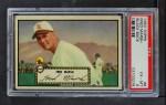 1952 Topps #8  Fred Marsh  Front Thumbnail