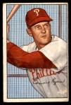 1952 Bowman #164  Connie Ryan  Front Thumbnail