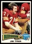 1975 Topps #179  Jim Tyrer  Front Thumbnail
