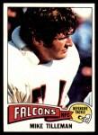 1975 Topps #272  Mike Tilleman  Front Thumbnail