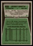 1975 Topps #277  Jerry Smith  Back Thumbnail