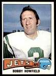 1975 Topps #232  Bobby Howfield  Front Thumbnail