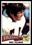 1975 Topps #272  Mike Tilleman  Front Thumbnail