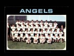 1971 Topps #442   Angels Team Front Thumbnail