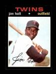 1971 Topps #7  Jim Holt  Front Thumbnail