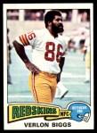 1975 Topps #303  Verlon Biggs  Front Thumbnail