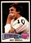 1975 Topps #370  Roy Gerela  Front Thumbnail