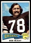 1975 Topps #314  Bob McKay  Front Thumbnail
