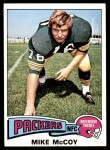 1975 Topps #362  Mike McCoy   Front Thumbnail