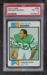 1973 Topps #464  Emerson Boozer  Front Thumbnail