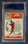 1959 Topps #559   -  Ernie Banks All-Star Back Thumbnail