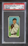 1909 T206 BLK Christy Mathewson  Front Thumbnail