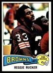 1975 Topps #288  Reggie Rucker  Front Thumbnail