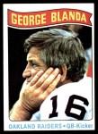 1975 Topps #8   -  George Blanda  Highlights Front Thumbnail